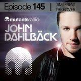 Mutants Radio: Jimi Frew Takeover - Episode 145