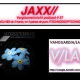 JAXX// LIVE! for VERGISSMEINNICHT (podcast #37)