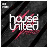 Pinao | House United Radio |024