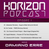 Horizon Podcast - Episode 001 (with Damiano Erre)