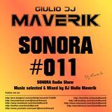 SONORA - Episode #011 Summer 2016 - Radio Show by MAVERIK
