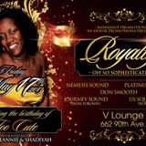 ROYALTY  OH SO SOPHISTICATED EDITION DJ ONIEL PIN:2A224375