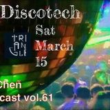 Podcast vol.61 - Afro Discotech @ Triangle opening set
