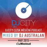 DJ AUSTRALAN - DJCITY CZSK PODCAST 27-5-2015