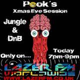 5hr Jungle-DnB Xmas Eve Marathon - Mr Pook - Lazer FM - 24th December 2017