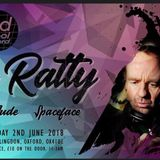 Dj Ratty old skool oxford 2nd of june 2018
