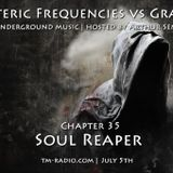 AK - Esoteric Frequencies vs Gravity on TM-radio - July 2014