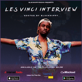 LES VINCI INTERVIEW hosted by BLXCKHIPPY