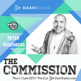 The Commission Show EP 11 with Peter Rosenberg