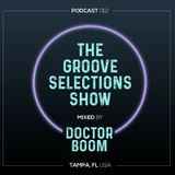 Doctor Boom - Xtrovet - The Groove Selections  - EJR Radio