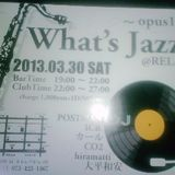 promotion mix for What's Jazz@relax.2013.3.30.