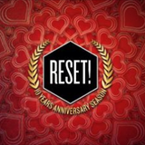 Reset! - The Love Party - 10 years celebration season - mixed by Zizzed a.k.a. Vincent Campbell
