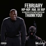 February 2017 - Hip-Hop, R'n'B & UK Trap - 5K Followers Mix