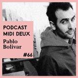 Podcast #66 - Pablo Bolivar