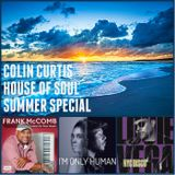 COLIN CURTIS HOUSE OF SOUL SUMMER SPECIAL 2018
