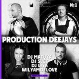 DJ MATUYA - PRODUCTION DEEJAYS (February 2016)