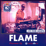 On The Floor – FLAME at Red Bull 3Style Indonesia National Final