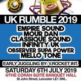 UK RUMBLE 2019