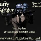 Warfighter Up Radio Badger 12/09/15