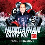Hungarian Dance 58 mixed by Ocsiboy (2019)