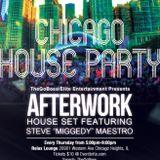 An Evening @ Relax Lounge: Afterwork House Party Thursdays - 29 June 2017