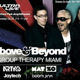 Above and Beyond - Live @ Group Therapy Miami, Ultra Music Festival, Miami, E.U.A. (22.03.2012)