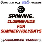 SPINNING® - Closing Ride for Summer Holydays