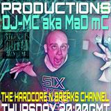 MP Breaks Debut Set (mayhem4life) - DJ-MC aka The MaD mC - LIVE from The Asylum 21-09-17