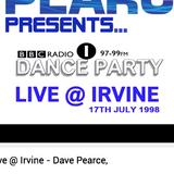 JON MANCINI - BBC RADIO 1 LIVE AT IRVINE BEACH