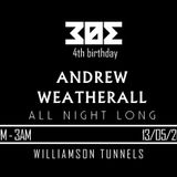 Andrew Weatherall - Live at 303 Tunnels, Liverpool (13-05-17)