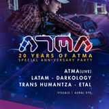 Darkology DjSet @ 20 Years of Atma