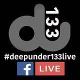 DeepUnderLive133 Mix - September 22, 2017 - DJ KERRY