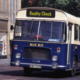 Reality check with Bluebus Monday 19th November 2012