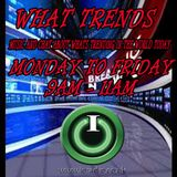 What Trends with Matt and Rosie on IO Radio 070116