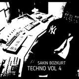 Sakin Bozkurt Techno Vol 4