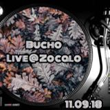 (NeoSoul/RnB/Galactic Funk/HipHop) Bucho - Live @ Zocalo - 11.09.18