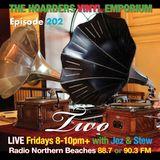 The Hoarders' Vinyl Emporium 202 - 'Two'
