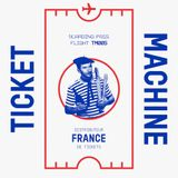 Ticket Machine — France