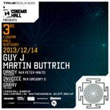 PushPull - Cinema Hall & TrueSounds pres. Martin Buttrich & Guy J DJ Contest Mix
