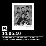 Nómada (14.05.2016): The Blendells, Flying Lotus, Commodores, The Vontastics