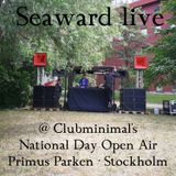 Seaward @ ClubMinimal's National Day Open Air 2018