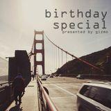 Birthday Special mixtape 0418