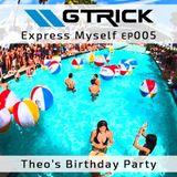 2018 Theo's Birthday Party