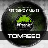 Tom Reed - Freshlist Residency Mix Vol.2