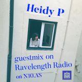 Ravelength Radio with Heidy P 20/04/2018
