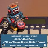Hubie Sounds 075 - 12th Nov 2013