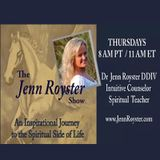 The Jenn Royster Show: Angel Insights for July 2018