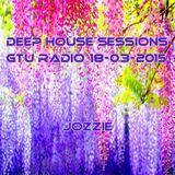 Jozzie deep house sessions GTU radio