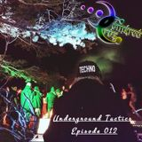 Underground Tactics Episode 012 Live @ Caldera Collective Gathering 9 - 19 - 17