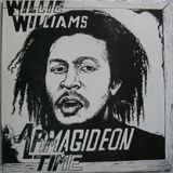 Willie Williams - Armagedion Time (1982 Studio One LP)